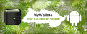 MyWallet+ for Android!